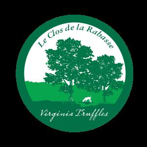 Le Clos de la Rabasse, Virginia Truffles Logo