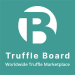 Truffle Board Worldwide Truffle Marketplace Logo